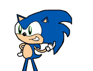 Modern Sonic PMS138