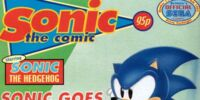 Sonic the Comic Issue 11