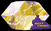 Sonic Shuffle - Riot Train icon