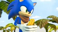 Sonic swears a beadown