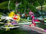 Sonic Riders - Amy - Level 2