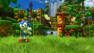 Sonic Generations - Green Hill - Game Shot - (21)