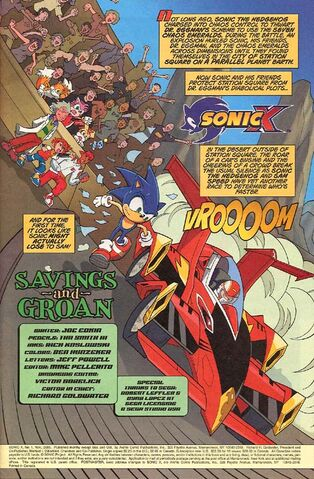 File:Sonic X Issue 1 page 1.jpg
