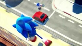 Sonic The Hedgehog - Endless Possibilities
