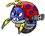 Motobug HYRO colored