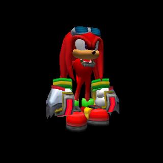 File:SonicAdventure2Battle KnucklesModel.png