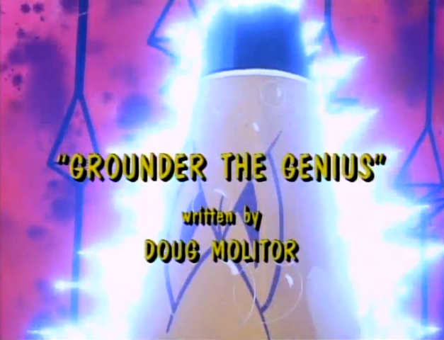 File:Grounder the Genius Title Screen.png