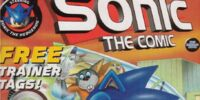 Sonic the Comic Issue 139