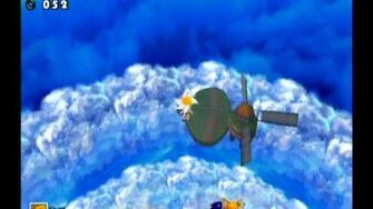 Sonic Adventure DX (GC) Tails - Windy Valley Missions Level B and A