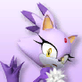 Sonic Generations (Blaze profile icon)