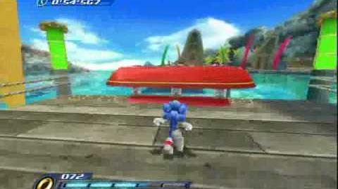 Sonic Unleashed (Wii) - Adabat Day Missions