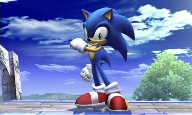 File:Super Smash Bros. Brawl - Sonic Joins the Brawl - Screenshot 2.png