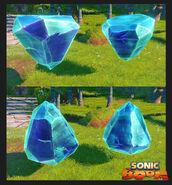 Decoy crystal comcept