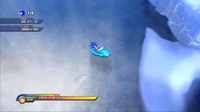Bobsled Sonic Unleashed