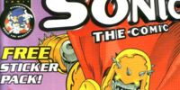 Sonic the Comic Issue 186