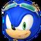 Sonic Free Riders - Sonic Icon