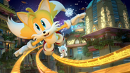 Tails (Sonic Colors Opening)