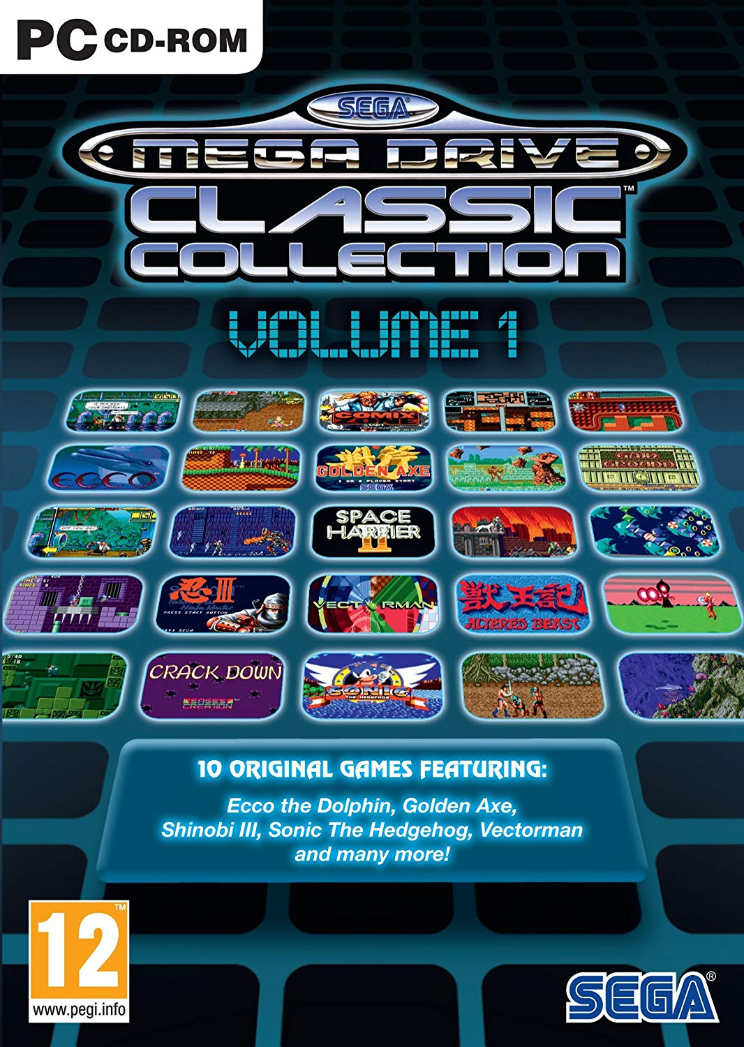 File:Mega-Drive Classic Collection Volume 1 (UK).jpg