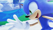 Mario & Sonic at the Olympic Winter Games - Opening - Screenshot 38