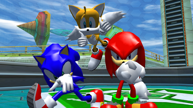 File:Sonic Heroes Power Plant Team Sonic Victory.png