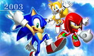 Sonic Generations 3DS artwork 21