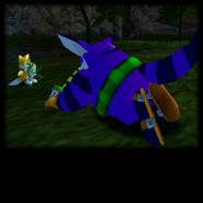 Sonic Adventure Credits (Big 12)