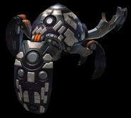 Egg Armor Back