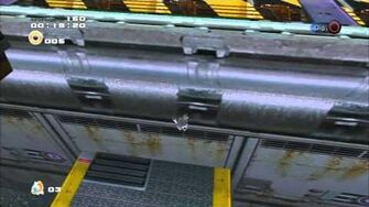 Sonic Adventure 2 (PS3) Security Hall Mission 3 A Rank
