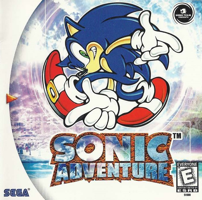 Sonic Adventure Sonic News Network Fandom Powered By Wikia