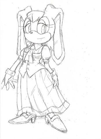 File:Vanilla Sonic advance 2 SonicX concept art.jpg
