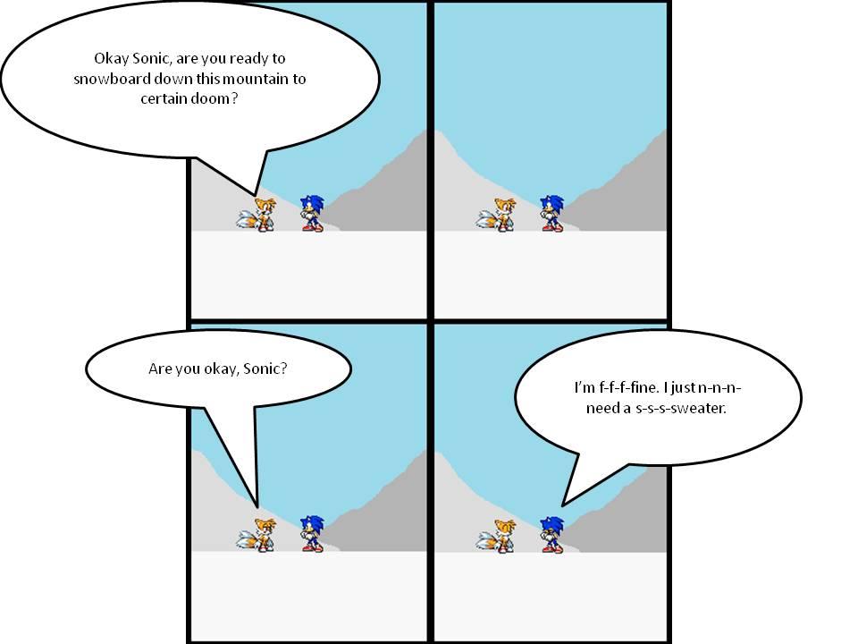 Sonic Adventure Tie-In 6