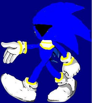 Sonic zeo blue