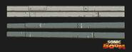 Speedtrack metal rim