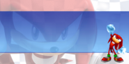 Rivals Knuckles loading screen no text