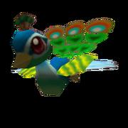 SA2Peacock