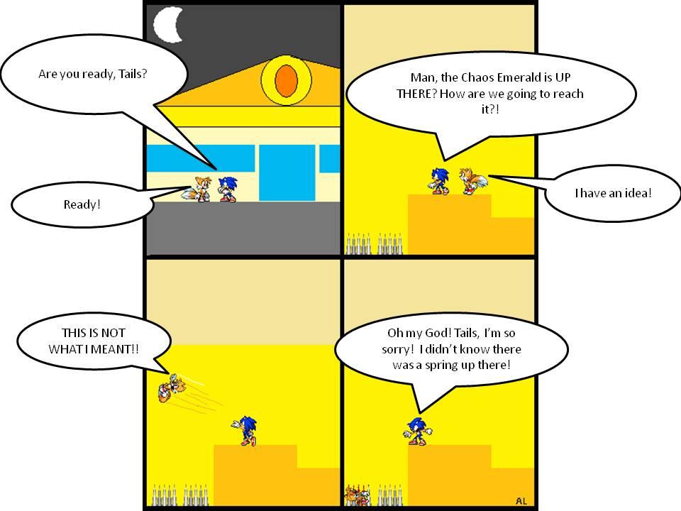 Sonic Adventure Tie-In 5