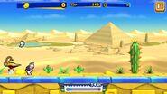 Sonic Runners Rouge Gameplay