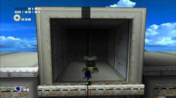 Sonic Adventure 2 (PS3) Metal Harbor Mission 3 A Rank