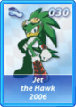 Card 030 (Sonic Rivals)