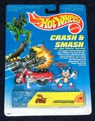 Crash N Smash Sonic