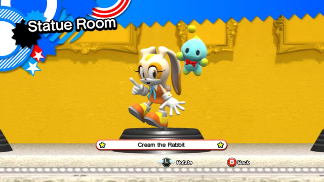 File:Cream the Rabbit statue.png