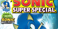 Archie Sonic Super Special Magazine Issue 15