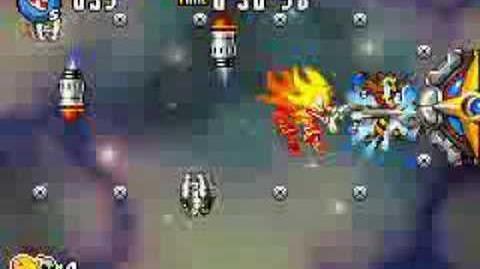Sonic Advance 3 Gold Run - Extra Boss (Super Sonic)