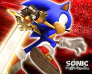 Sonic and the Black Knight Wallpaper 02