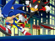 Ep34 Shadow kicks sonic