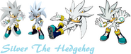 Silver the hedgehog by milestailsprower8000-d4q78l7