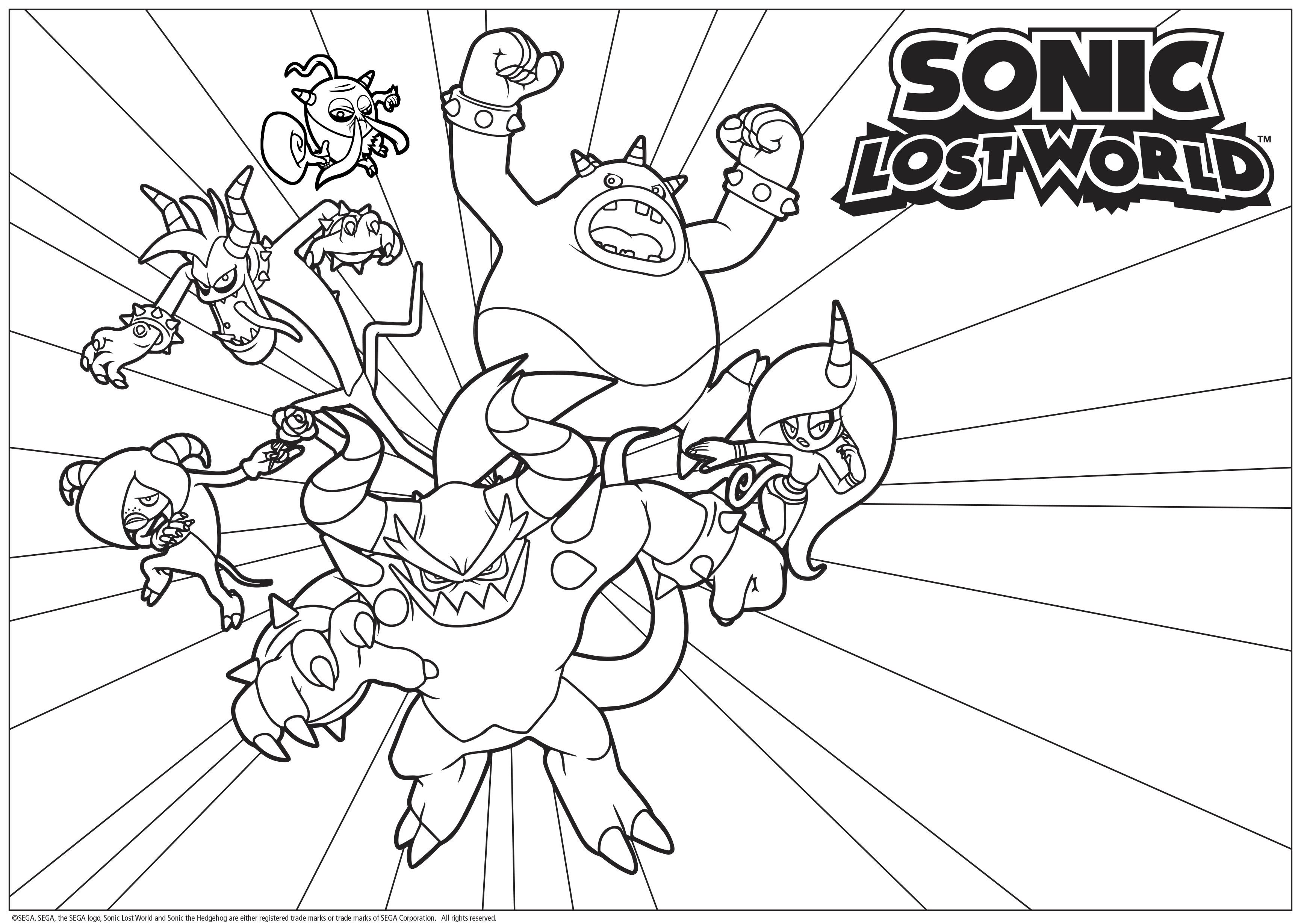 image  slw coloring 01  sonic news network  fandom