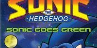 Sonic Goes Green