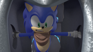 Sonic Mech Suit