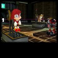 Sonic Adventure Credits (Gamma 03)